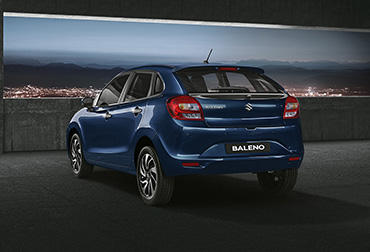 Baleno features